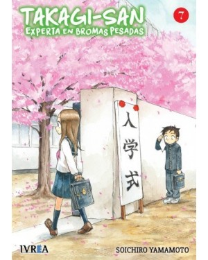 TAKAGI-SAN EXPERTA EN BROMAS PESADAS 07