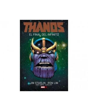 Original graphic novels:  THANOS: EL FINAL DEL INFINITO