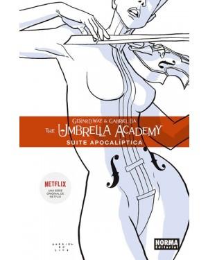 THE UMBRELLA ACADEMY 01: SUITE APOCALÍPTICA (Edición tapa blanda)