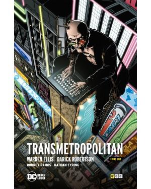 TRANSMETROPOLITAN LIBRO 01 (de 05) (Nueva edición en tapa dura) (segunda edición)