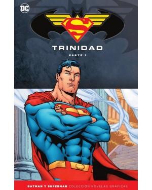BATMAN Y SUPERMAN - COLECCIÓN NOVELAS GRÁFICAS ESPECIAL: TRINIDAD PARTE 1