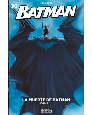 BATMAN:  LA MUERTE DE BATMAN (pack de 6 números)