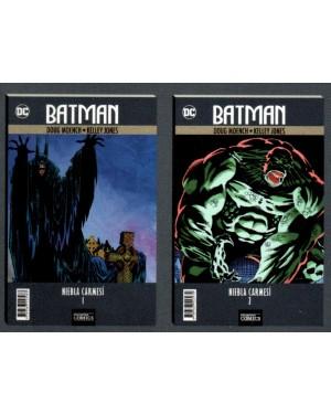 BATMAN:  NIEBLA CARMESÍ  (pack de 2 números)