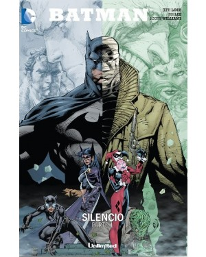 BATMAN:  SILENCIO  (pack de 5 números)