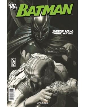 BATMAN:  TERROR EN LA TORRE