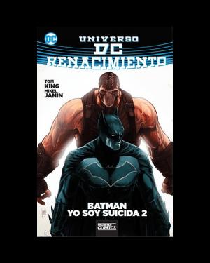 BATMAN YO SOY SUICIDA (pack de 3 números)