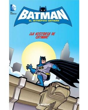 EL INTRÉPIDO BATMAN 05:  ¡LA HISTORIA DE CATMAN!