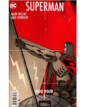 SUPERMAN HIJO ROJO (pack de 2 números)