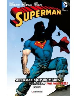 SUPERMAN Y LOS HOMBRES DE ACERO (pack de 3 números)