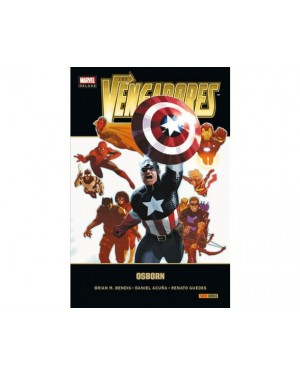 Marvel deluxe:  LOS VENGADORES 04: OSBORN