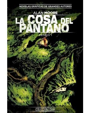 COLECCIÓN VERTIGO NÚM. 18: LA COSA DEL PANTANO DE ALAN MOORE 01