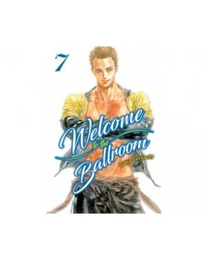 WELCOME TO THE BALLROOM 07