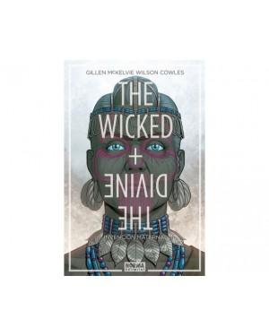 THE WICKED + THE DIVINE 07: INVENCIÓN MATERNAL
