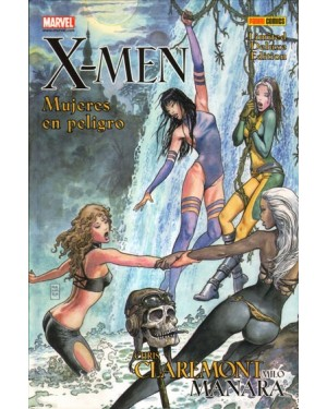 X-MEN: MUJERES EN PELIGRO
